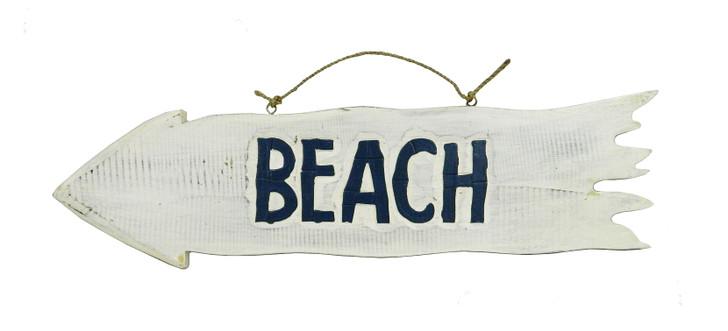 Tropical Beach Sign