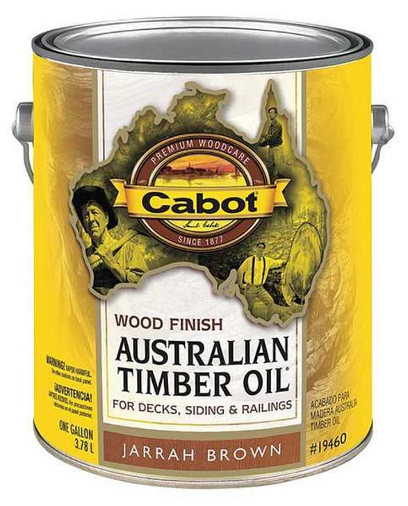 Cabot Australian Timber Oil - Jarrah Brown