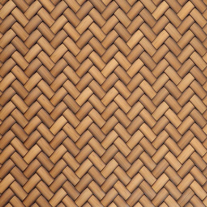 Virosurface Herringbone weave- VCC9 Red Pine 4' x 25'