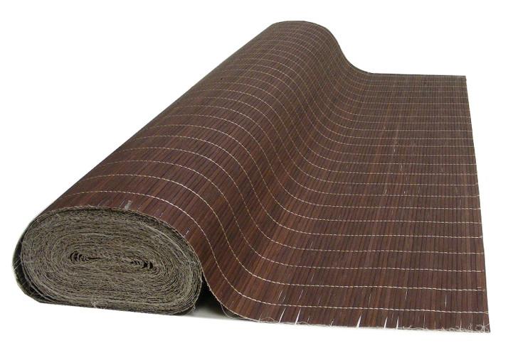 Tatami Bamboo Paneling Chocolate 4' x 50'