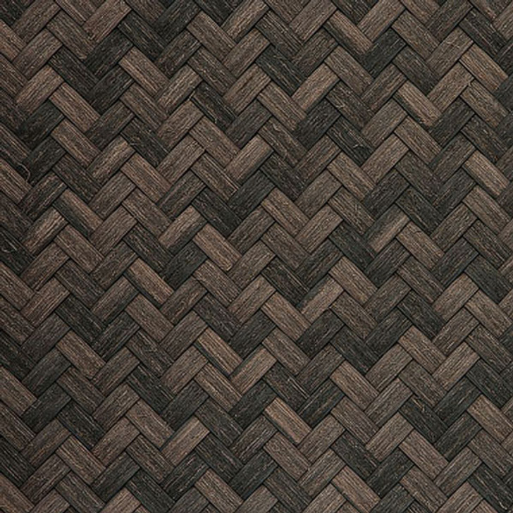 Virosurface Herringbone weave - V2O Dark Mahogany 4' x 25'