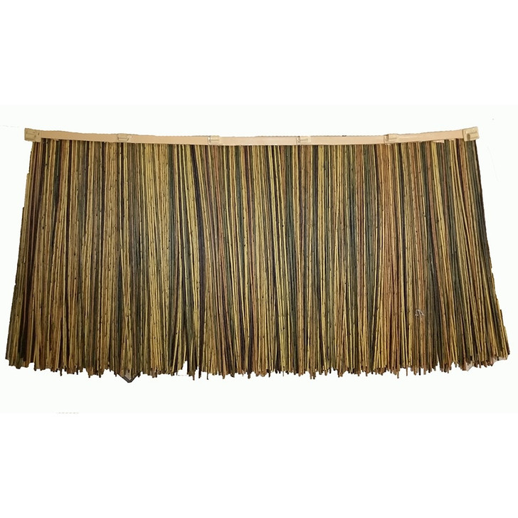 """Viro Artificial Thatch Reed Umbrella Panels 31""""L x 18""""H - Fire Rated"""