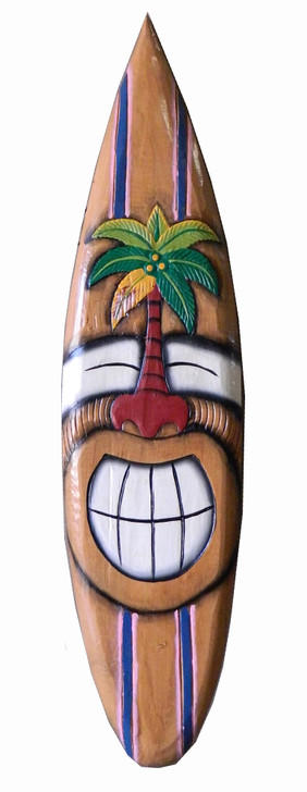"""40"""" Smiley Palm Surfboard Mask"""