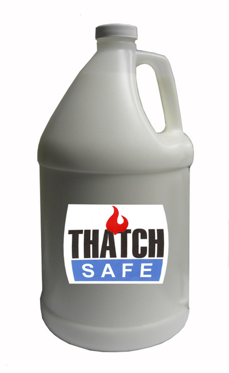 Thatch Safe Fire Retardant & Sealant