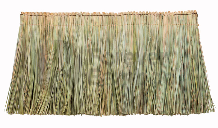 Tahitian Palm Thatch Panel 3ft x 2ft