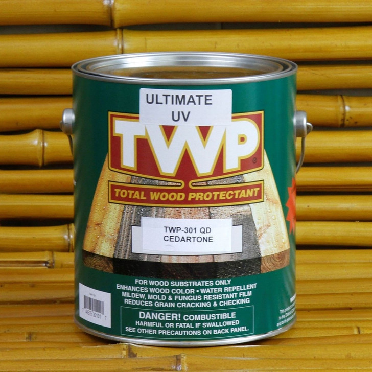 Total Wood Protectant (TWP) - Cedartone - 250 UV