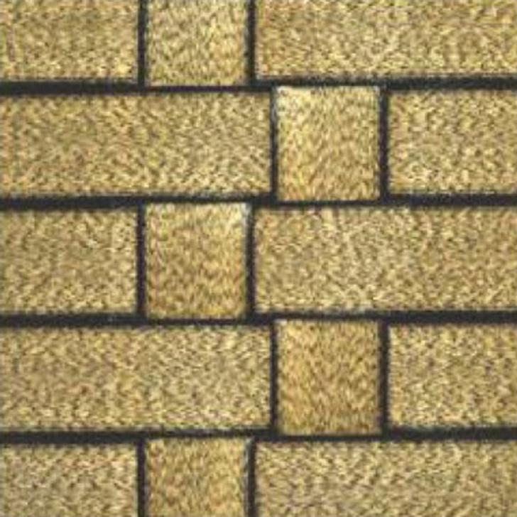 Virosurface Bandeau weave, Brown Oak - 4' x 25'