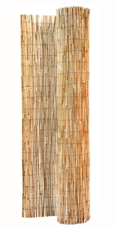 Jumbo Reed Bamboo Fence 6' x 16'