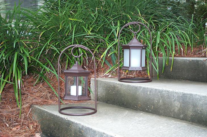Solar Lantern Arch Stand