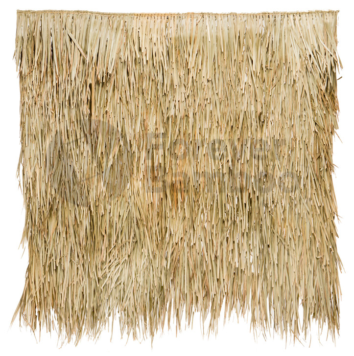 Mexican Palm Thatch Panel (6 Pack) 4' x 4'