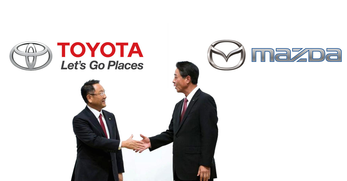 $1.6 billion new Toyota, Mazda plant may go to Alabama or North Carolina