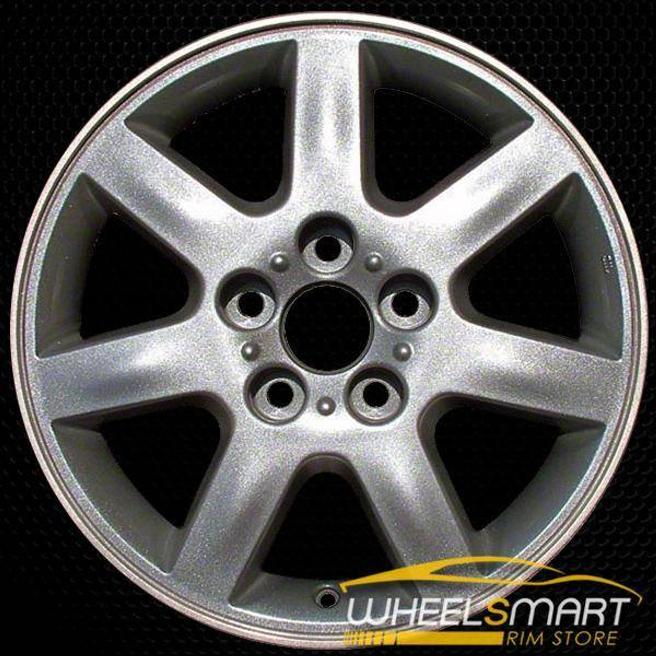 2000 2004 toyota avalon oem wheels 16 silver stock rims 69383 16 toyota avalon oem wheel 2000 2004 silver alloy stock rim 69383