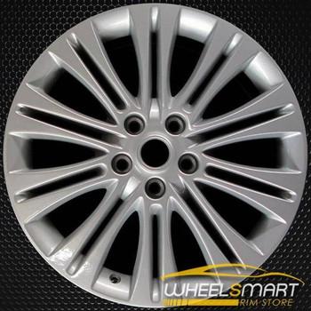 "18"" Buick Verano oem wheel 2012-2017 Silver alloy stock rim ALY04112U20"