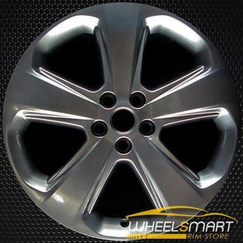 "18"" Buick Encore oem wheel 2013-2015 Hypersilver alloy stock rim ALY04129U78"