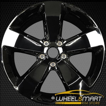 "20"" Jeep Grand Cherokee oem wheel 2014-2016 Black alloy stock rim ALY09137U45"