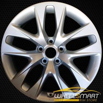 "18"" Hyundai Genesis oem wheel 2013-2016 Silver alloy stock rim ALY70840U20"