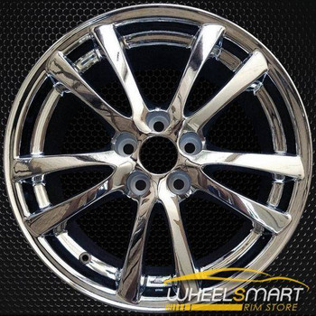 "18"" Lexus IS350 OEM wheel 2006-2008 Chrome alloy stock rim ALY74214U85"