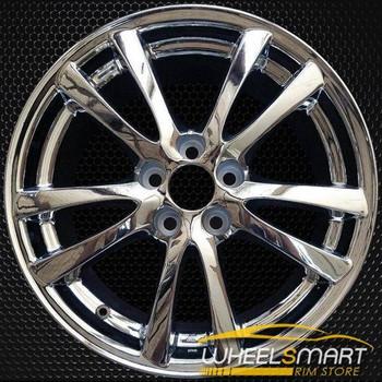"18"" Lexus IS350 OEM wheel 2006-2008 Chrome alloy stock rim ALY74214U85"