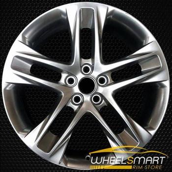 "19"" Lincoln MKC oem wheel 2015-2017 Silver slloy stock rim ALY10020U20"