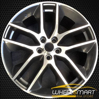 "20"" Ford Mustang oem wheel 2015-2017 Machined slloy stock rim ALY10039U30"