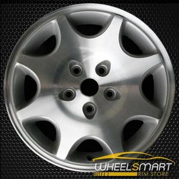 "16"" Eagle Vision oem wheel 1993-1997 Machined slloy stock rim ALY02033U10"