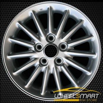 """16"""" Chrysler Concorde oem wheel 1998-2001 Silver slloy stock rim ALY02091U10"""
