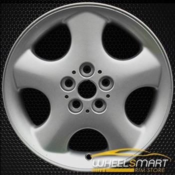 "17"" Dodge Intrepid oem wheel 2000-2003 Silver slloy stock rim ALY02136U10"