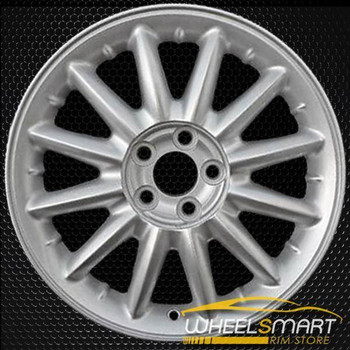 "16"" Chrysler Sebring oem wheel 2001-2003 Silver slloy stock rim ALY02144U20"