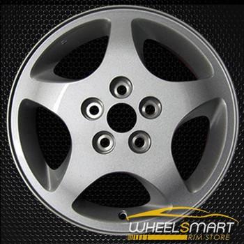 "16"" Dodge Stratus oem wheel 2001-2002 Silver slloy stock rim ALY02148U10"