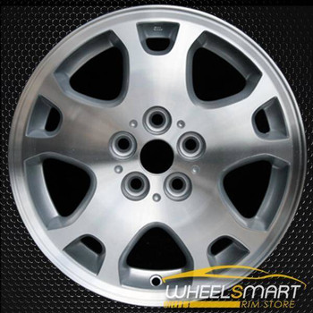 "15"" Dodge Neon oem wheel 2003-2005 Machined slloy stock rim ALY02193U20"