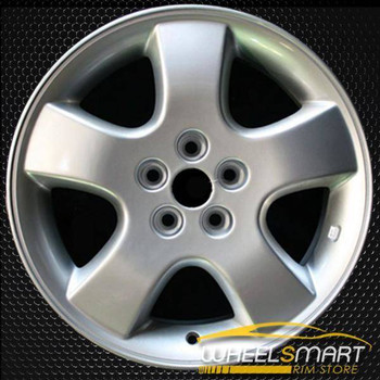 "16"" Dodge Neon oem wheel 2003-2005 Silver slloy stock rim ALY02195U20"
