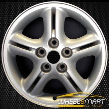 "16"" Dodge Stratus oem wheel 2003-2005 Silver slloy stock rim ALY02204U20"