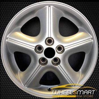 "16"" Dodge Stratus oem wheel 2004-2006 Silver slloy stock rim ALY02226U20"