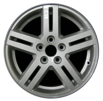 "17"" Dodge Avenger oem wheel 2008-2014 Silver alloy stock rim ALY02308U20 BW"