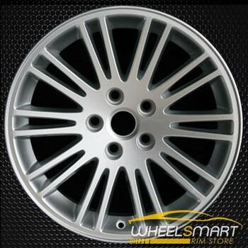 "17"" Chrysler 300 oem wheel 2008-2010 Silver slloy stock rim ALY02324U20"
