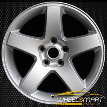 "17"" Dodge Charger oem wheel 2008-2010 Silver slloy stock rim ALY02325U20"