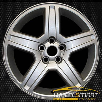 "18"" Dodge Magnum oem wheel 2008-2010 Silver slloy stock rim ALY02326U20"