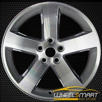 "18"" Dodge Challenger oem wheel 2009-2014 Machined slloy stock rim ALY02359U10"