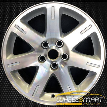 "17"" Chrysler 300 oem wheel 2005-2008 Machined slloy stock rim ALY02361U10"