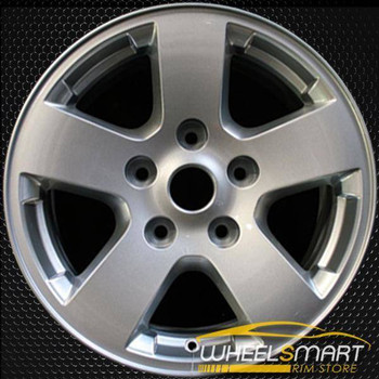 "17"" Dodge Ram 1500 oem wheel 2009-2011 Silver alloy stock rim ALY02362U20"