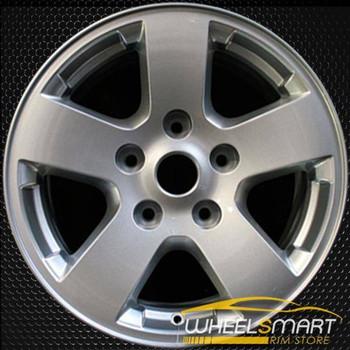 "17"" Dodge Ram 1500 oem wheel 2009-2011 Silver alloy stock rim ALY02362U20"