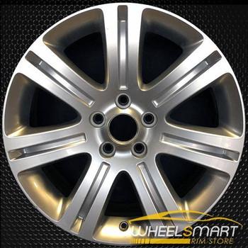 "18"" Chrysler Sebring oem wheel 2010-2013 Hypersilver slloy stock rim ALY02378U77"