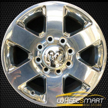 "18"" Dodge Ram 2500 3500 oem wheel 2013-2016 Polished alloy stock rim ALY02474U80"