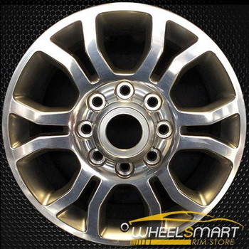 "18"" Dodge Ram 2500 3500 oem wheel 2013-2016 Polished alloy stock rim ALY02476U80"