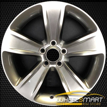 "18"" Dodge Challenger oem wheel 2015-2018 Hypersilver alloy stock rim ALY02521U77"