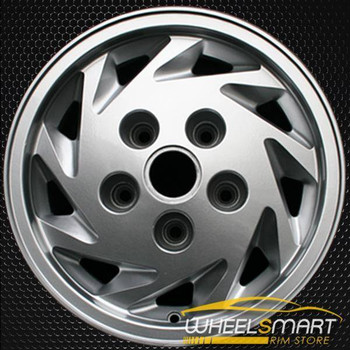 "15"" Ford E150 Van oem wheel 1992 Silver alloy stock rim ALY03040U20"