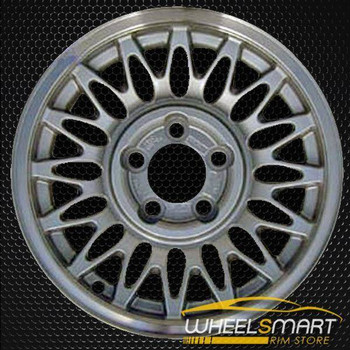 "15"" Lincoln Town Car oem wheel 1993-1997 Silver alloy stock rim ALY03053U10"