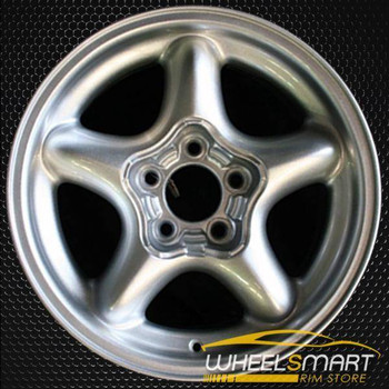 "16"" Ford Mustang oem wheel 1994-1998 Silver slloy stock rim ALY03088U10"