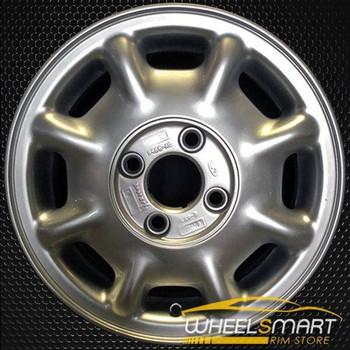 "14"" Ford Contour oem wheel 1995-1997 Silver slloy stock rim ALY03115U10"