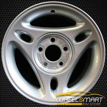 "15"" Ford Mustang oem wheel 1996-1998 Silver slloy stock rim ALY03172A15"